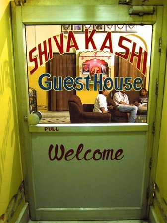 Shivakashi Guest House: Welcome