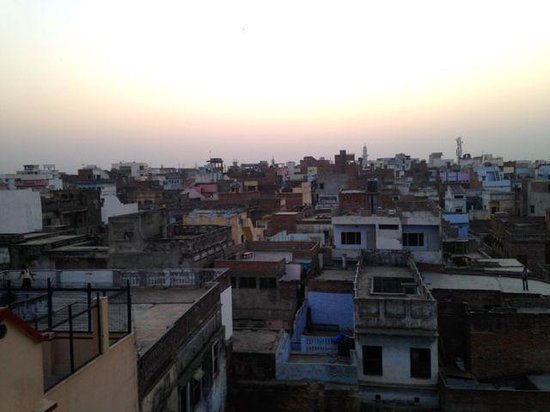 Shivakashi Guest House: View from rooftop
