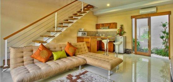 Balcony Living: Living Room