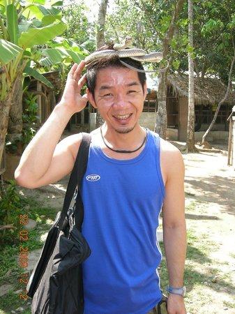 Fellowship Travel - Day Tour: Mae Sa Snake Farm