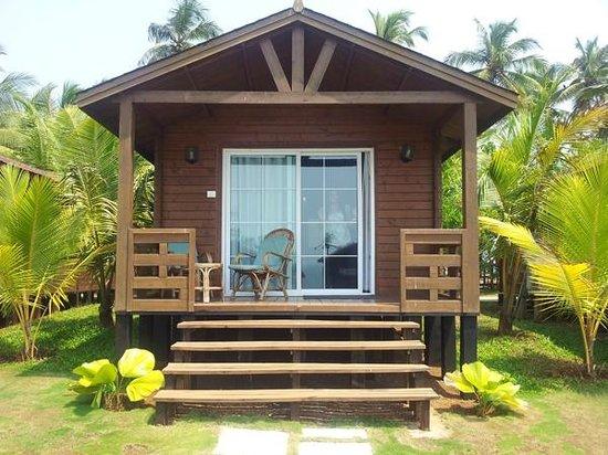 Ozran Heights Beach Resort: Cottage - Grand Sea View