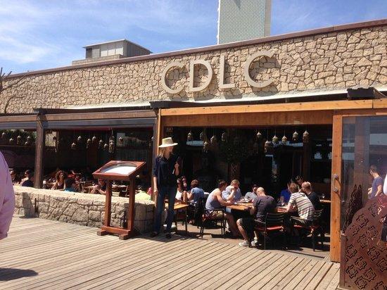 Cdlc picture of carpe diem barcelona tripadvisor for Carpe diem lounge club barcelona