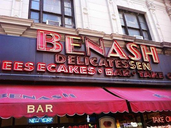 Benash Delicatessen: Ben1