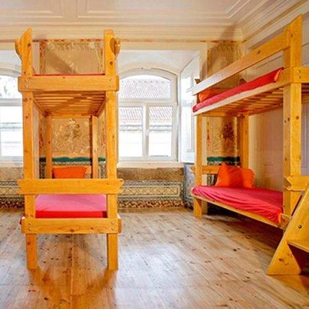 Lisbon Calling: eins der besonders schönen Zimmer