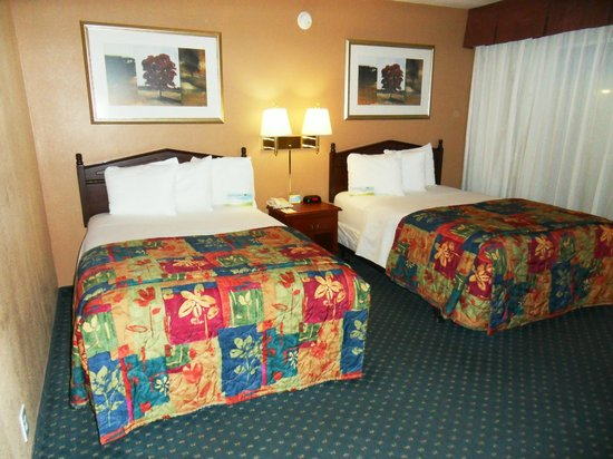 Days Inn Hollywood/Universal Studios: Doppelzimmer
