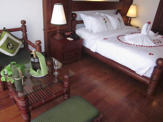 The Privilege Floor by BOREI ANGKOR: The room