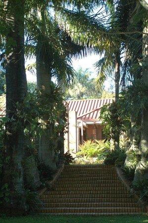 Ku De Ta B & B: The garden
