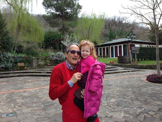 Relais Parco Fiorito: Roberto & Gaia