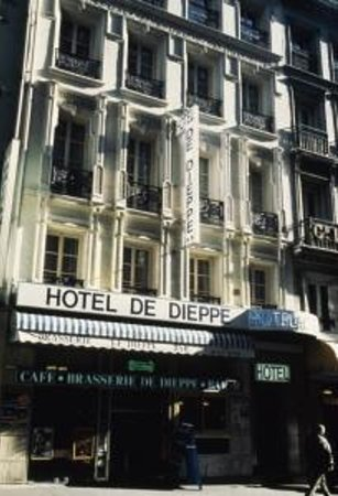 Photo of Hotel de Dieppe Paris