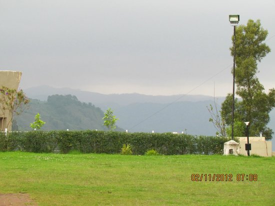 Sterling Kodai Valley: View from the Room