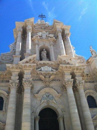 B&B Sognando Ortigia : The beautiful architecture nearby