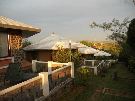 Thrisangu Haven Resort : Resort