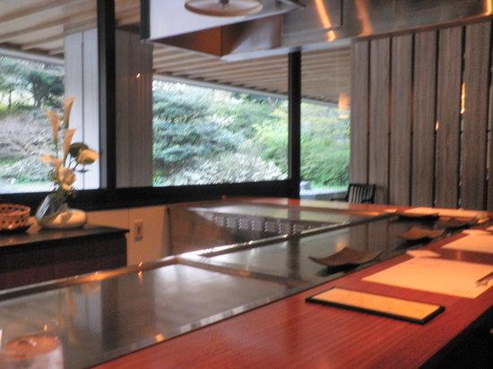 Forest Inn Imari: レストラン