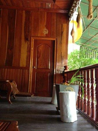 Banteay Srey Homestay: 二階