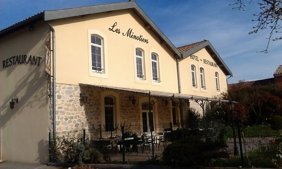 Photo of Hotel Restaurant LES MINOTIERS Mirepoix