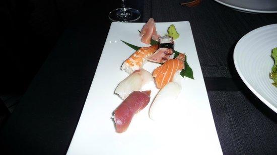 Romeo Hotel - Japanese dinner - Sushi