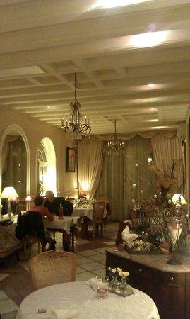 Hotel de France : Dining Room