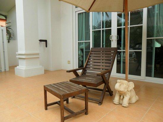 Banyan The Resort, Hua Hin: Banyan Sun Lounger