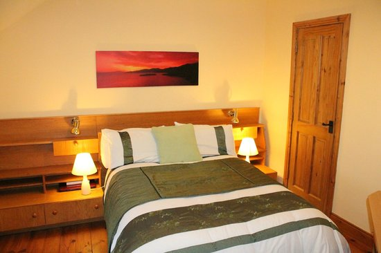 Moynure House Bed and Breakfast : En- suite Room