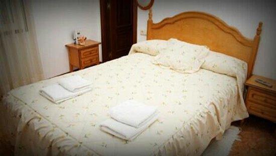 Deiro, España: habitación