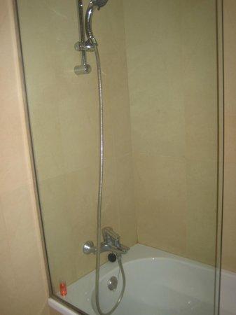 Hotel Miera: bañera