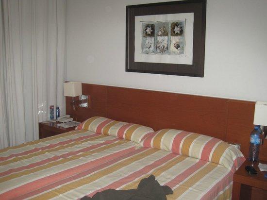 Hotel Miera: camas