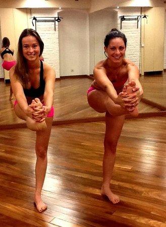 Bikram Yoga Riga : gettin ready for yoga class