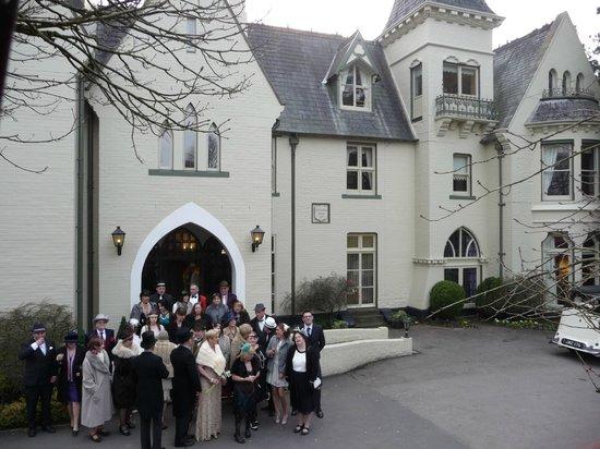 Glen-yr-Afon House Hotel: Rob and Nyria's Wedding 27/03/13