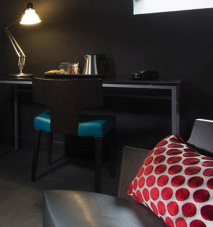 Hotel Garance: Double Room