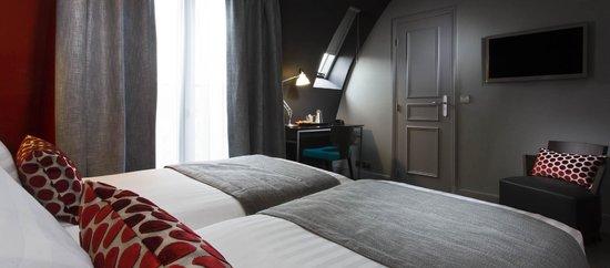 Hotel Garance: Twin Room