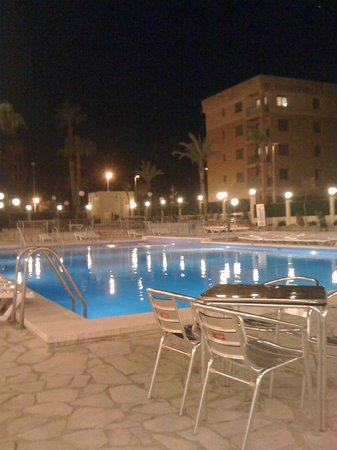 H·TOP Royal Beach: pool