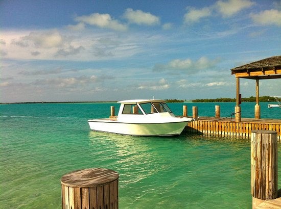 COMO Parrot Cay, Turks and Caicos: On the way to paradise...