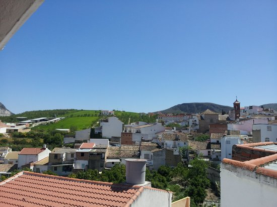 Cuevas De San Marcos, Spania: view from the terrace
