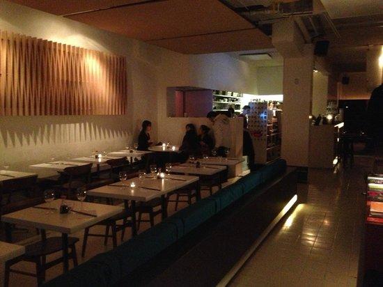 Le Comptoir: Restaurant