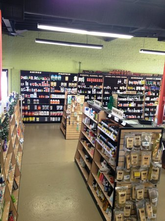 Whole Foods Trading: Vitamins and supplements