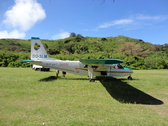 Yasawa Island Resort and Spa: airplane from nadi to yasawa