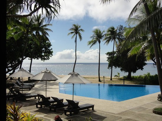 Yasawa Island Resort and Spa: swimming pool