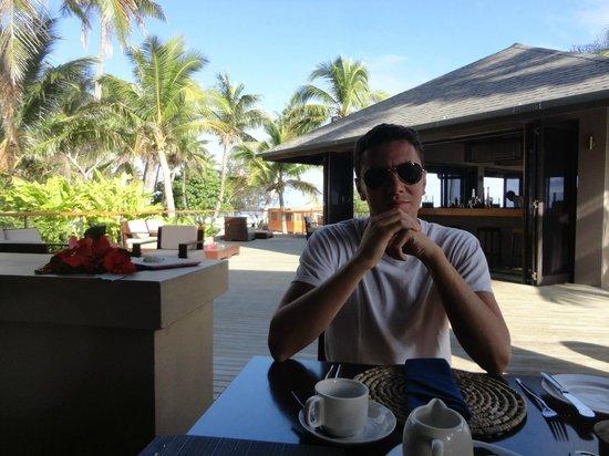 Yasawa Island Resort and Spa: breakfast