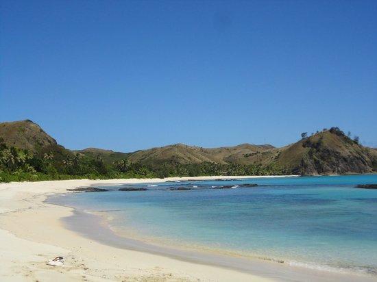Yasawa Island Resort and Spa: Lovers beach