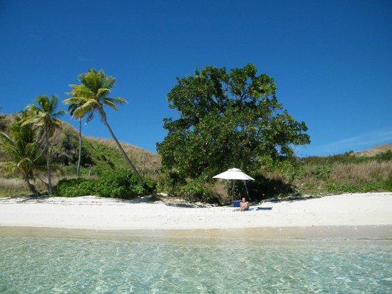 Yasawa Island Resort and Spa: paradise beach