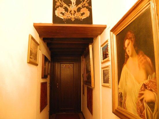 Hotel Palazzo Abadessa: room