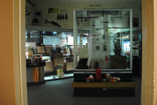History Center: Allen County Innovation gallery