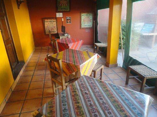 Nuevo Puesto Hostel: Galeria comedor