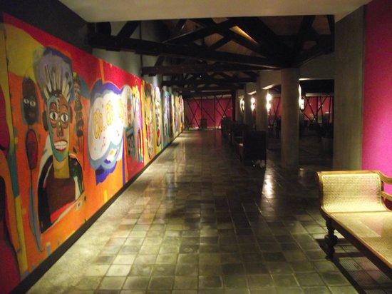 Hikka Tranz by Cinnamon : Lobby/reception