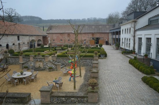 Landgoed Altembrouck: visuale