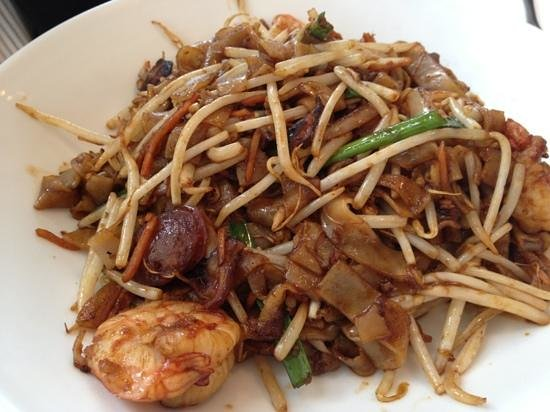 Hare and Tortoise: char koey teow