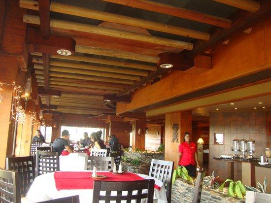 Kapok Hotel: Inside Tiki Village