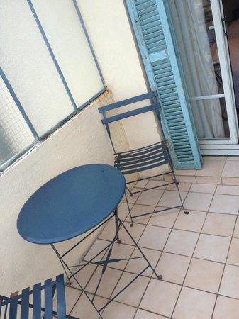 Hotel Solara: Loved my balcony