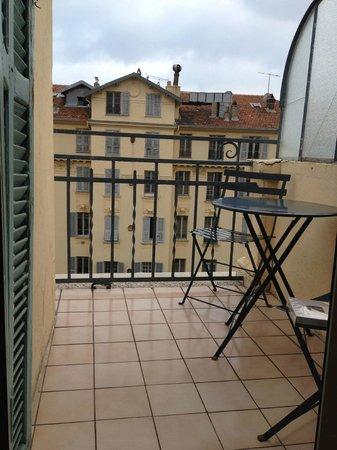 Hotel Solara: Balcony