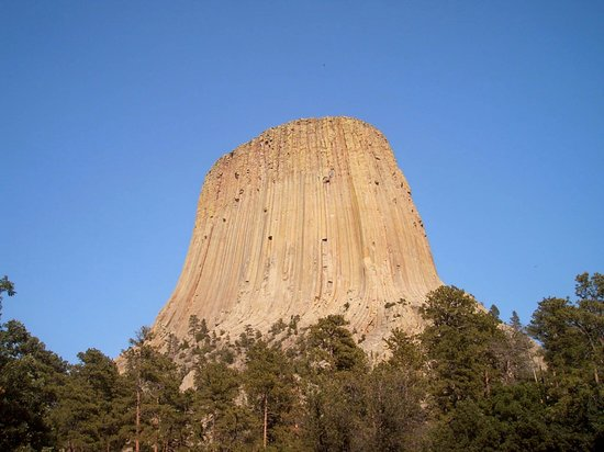 Devils Tower Wy >> Devils Tower Natl Mon Picture Of Devils Tower Wyoming